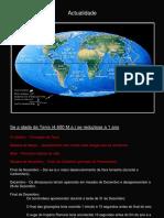 Evolucao Paleogeografica Global P Iber Em Destaque