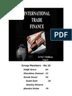 16 Final Trade Finance