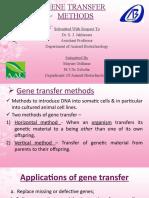 Gene Transfer Methods