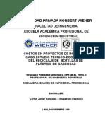 estudiotecnicoeconomicoreciclajedebotellasparalaexportacion-121125211909-phpapp01