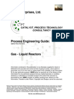 Gas - Liquid Reactors