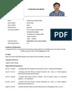 Siva Resume (1)