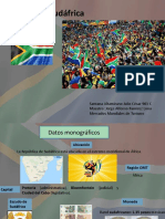 Sudáfrica  PRESENTACIÓN