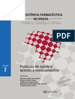 1 - Políticas de Saúde e Acesso a Medicamentos E-book