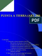 Puesta a Tierra Clase 2-1