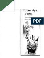 LIBRO SIN COLOR La cama mágica de Bartolo - Mauricio Paredes.pdf