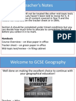 L9 Intro to GCSE