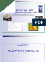 INSA LYON GMC GMPP Laboratoire MIP2-Métrologie Qualité Stephane.raynaud@Insa-lyon.fr (1)
