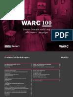 Warc 100 Analysis Sample v5