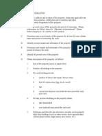 Real Estate Procurement Guideline