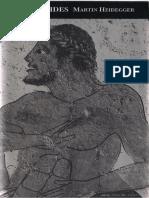 Heidegger, Martin - Parménides.pdf