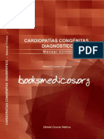 Cardiopatias Congenitas. Diagnostico Manual Clinico}