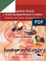 Transplante Renal y Enfermedad Renal Cronica_booksmedicos.org
