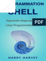 Programmation Shell_ Apprendre - Harry Harvey