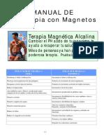 MANUAL DE MAGNETOTERAPIA