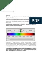 Fundamentos de Espectrofotometria