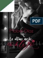La Ultima Noche Contigo- Mabel Diaz