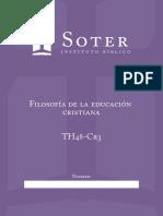 Filosofía de la Educacion Cristiana.pdf