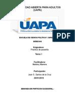 Demanda en Particion Sucesoral 44444 Juan Santos