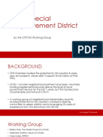 OTR Special Improvement District