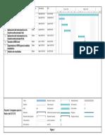 Cronograma Para La Recolección de Datos