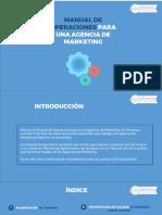 Manual de Operaciones Para Una Agencia de Marketing