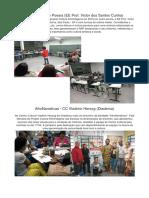 Fanzine Projeto Cultura Afroindigena - Atividades Ate 10 Novembro de 2018