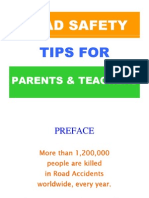 Road Safety Tips For Parents