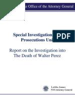Walter Perez report