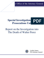 Perez report
