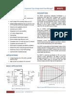 Infineon IR3575 DS v03 04 En