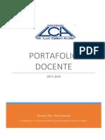 PORTAFOLIO DOCENTE (Reparado)