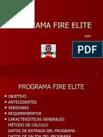 PROGRAMA FIRE ELITE presenta.ppt