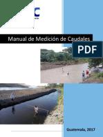 Manual de Medición de Caudales ICC