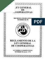 Ley de Cooperativas Guatemala