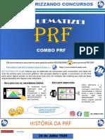 PRF - 636 Questões Comentadas - Estilo Cespe (2018)