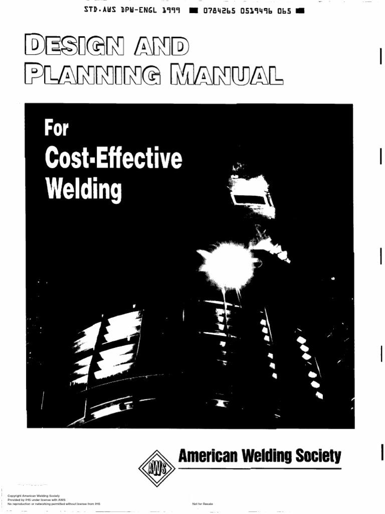 American: Welding Society