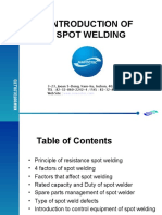 Introduction of Spot Welding(040706)