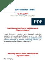 3.PSOC - Economic Load Despatch