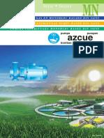 Centrifugal pumps brochure