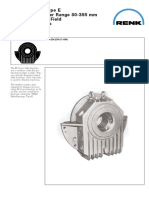 Slide bearing for electricar machines brochure