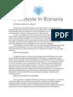 Investeste in Romania