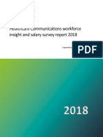 2018 Salary Survey Europe