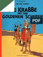 Tim Und Struppi - 09 - Die Krabbe Mit Den Goldenen Scheren