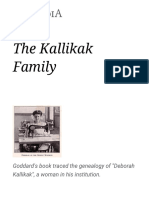 The Kallikak Family - Wikipedia