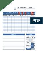 Excelpilotlogbook Navigation Log V1.01