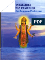 Infallible Vedic Remedies(Mantras for Common Problems)