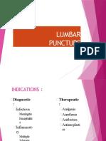 Lumbal Puncture