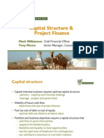 Cap.Structure-Project Finance
