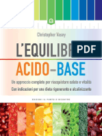 Italian - L'Equilibrio Acido Base - Christopher Vasey